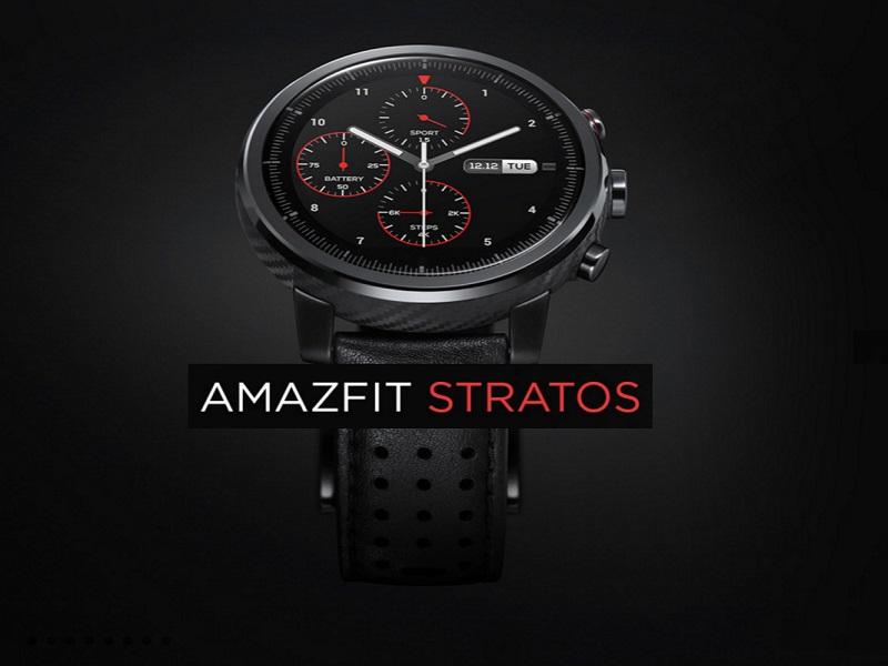 Huami Amazfit Stratos