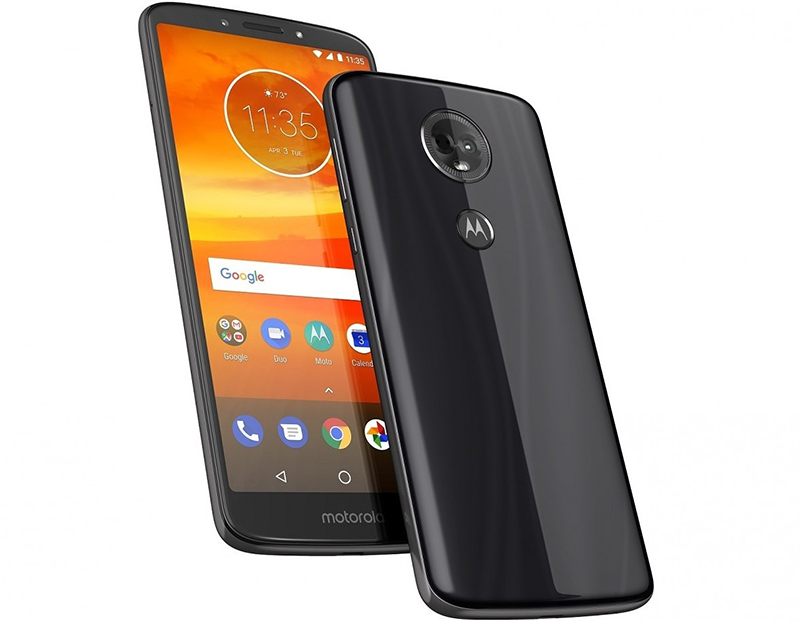 Moto E5 Plus, la apuesta mayor
