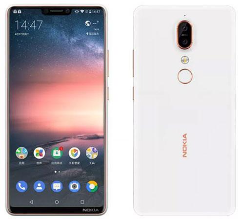 Nokia X6 - Renders filtrados