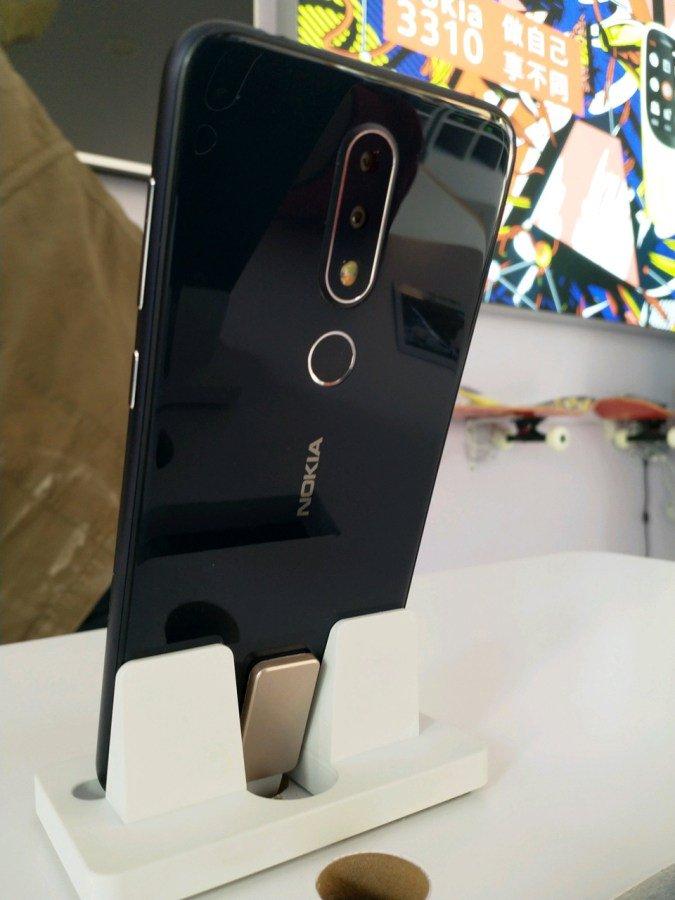 Nokia X6 - foto filtrada 4