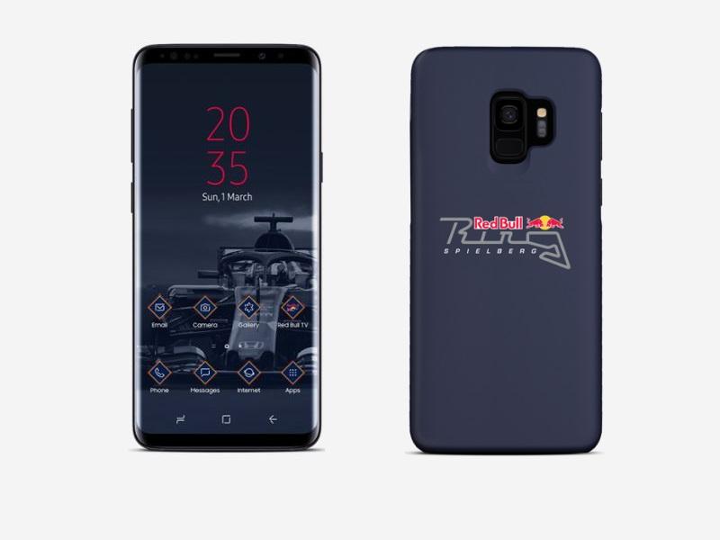 Samsung Galaxy S9 f1