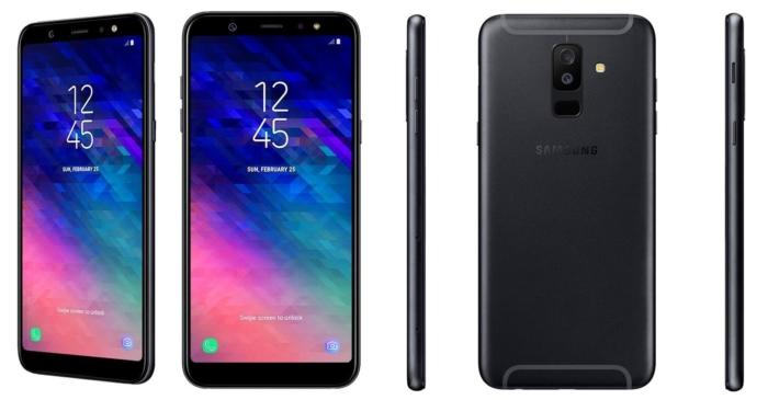 Samsung Galaxy A6 y A6+ especificaciones