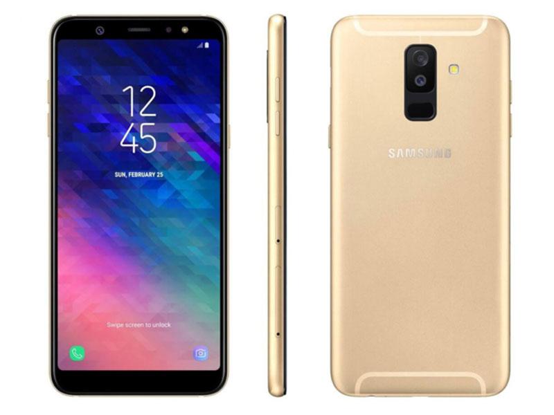 Samsung Galaxy A6 y Samsung Galaxy A6+