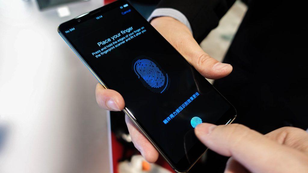 Samsung Galaxy S10 y S10 Plus - Lector de huellas