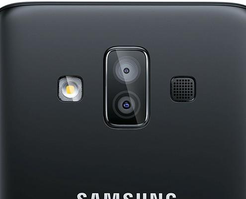 Samsung galaxy J7 Duo cámara