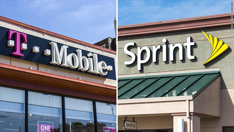 T-Mobile y Sprintanuncian su fusión