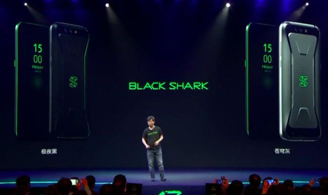 Xiaomi Black Shark - conferencia