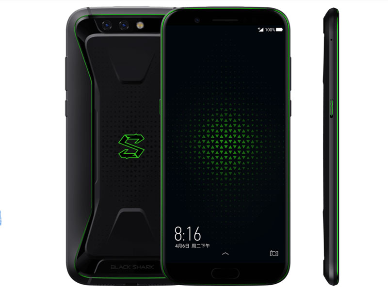 Xiaomi Black Shark destacada