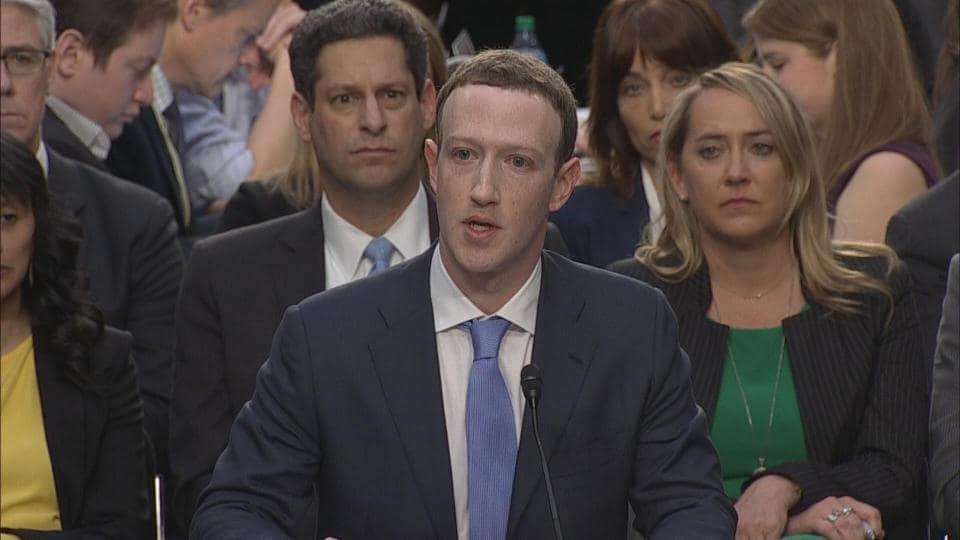 declaraciones más relevantes de Zuckerberg