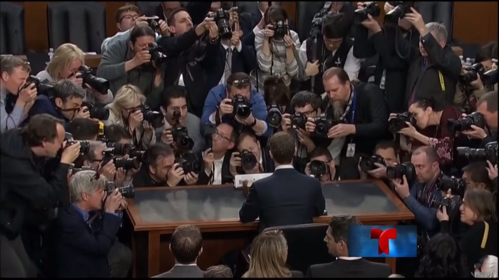 Declaraciones más relevantes de Mark Zuckerberg
