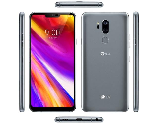 lg g7 thinq diseno
