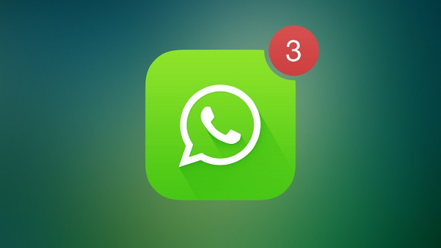 notificaciones en alta prioridad de WhatsApp