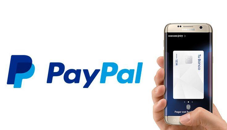 paypal samsung