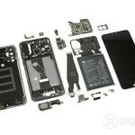 reparabilidad del Huawei P20 Pro