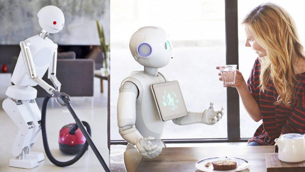 Este es el futuro de los robots que nos prometieron y que aún no ha llegado.