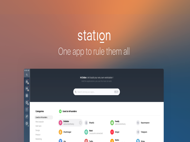 station gizlogic