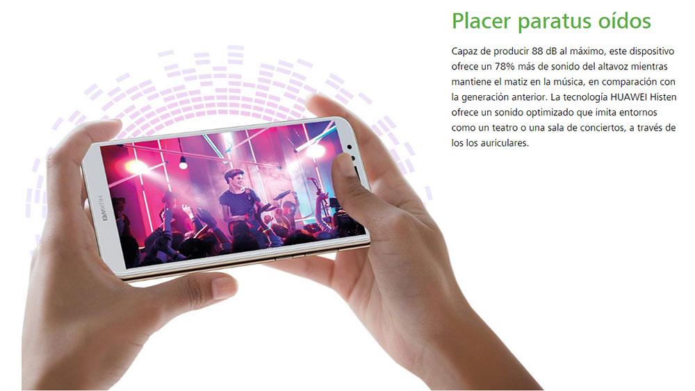 Características del Huawei Y6