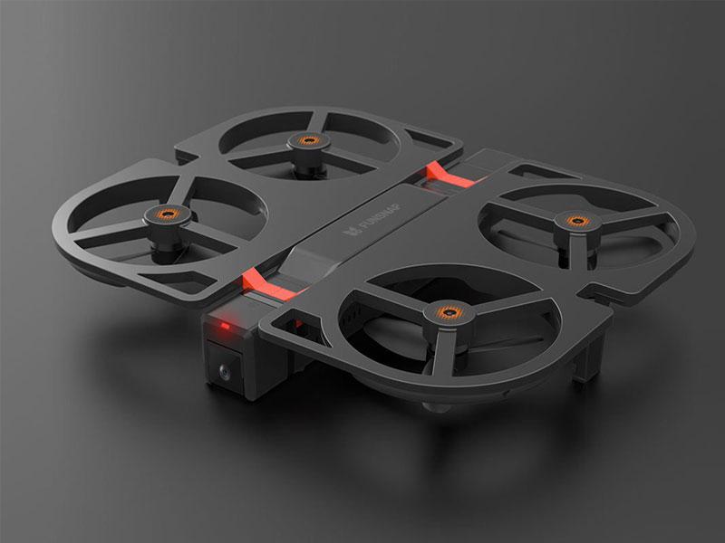 Dron FunSnap iDol de Xiaomi, el nuevo dron con IA y reconocimiento de gestos