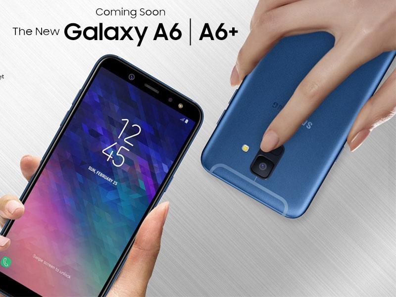 El Samsung Galaxy A6 y A6+ se dejan conocer completamente antes de tiempo