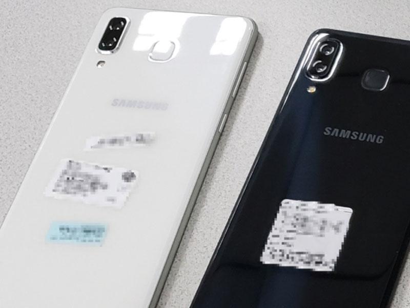 El Samsung Galaxy A9 Star sale a la luz en un video filtrado y en TENAA