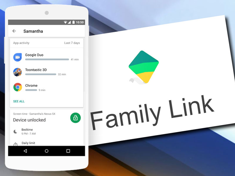 Google Family Link, ya disponible en España y Europa