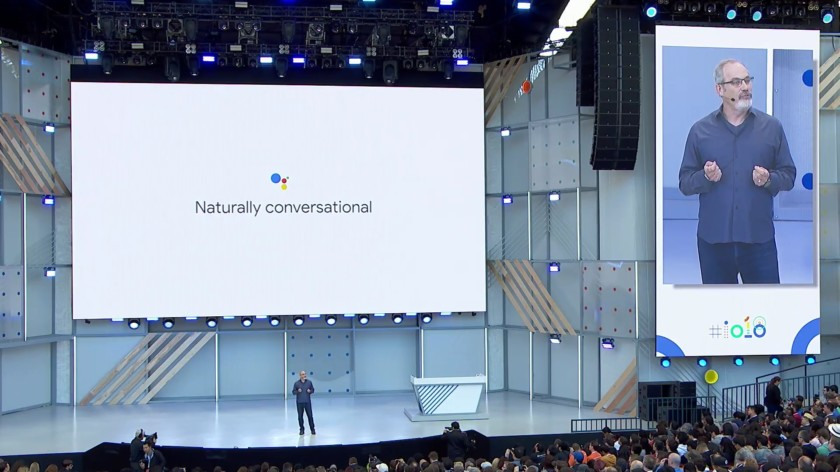 Google I/O 2018 - Google Assistant