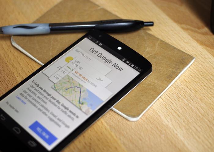Google Now Launcher - Ahora es incompatible