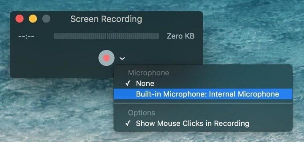 Grabar pantalla en el ordenador