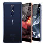 HMD renueva su gama de entrada con los Nokia 2.1, Nokia 3.1 y Nokia 5.1