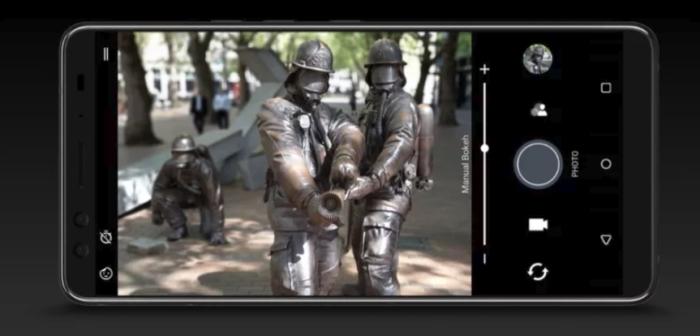 HTC U12+ cámaras
