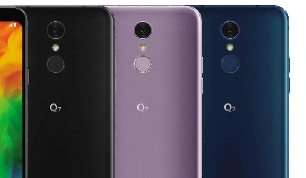 LG Q7 - Q7 Plus - Q7 Alpha