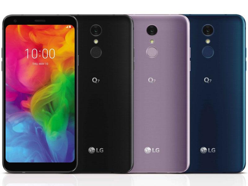 LG Q7 anunciado, LG renueva su gama media con sólidas características