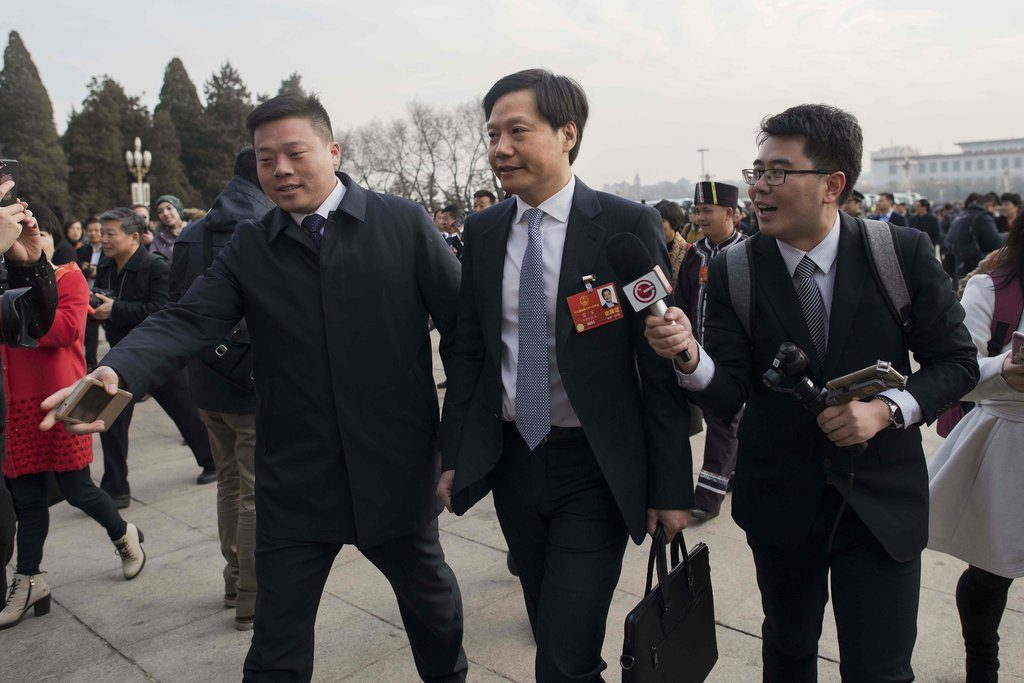 Lei Jun - CEO de Xiaomi y fundador