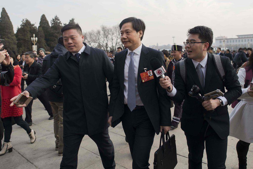 Lei Jun - CEO de Xiaomi y fundador