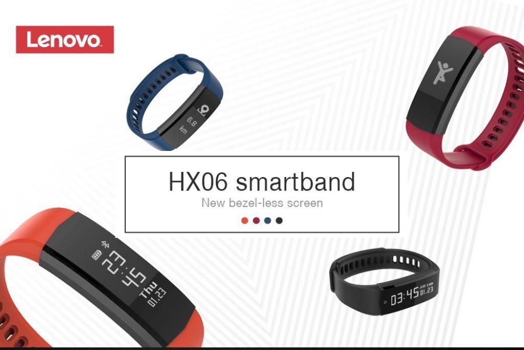 Lenovo HX06, colores