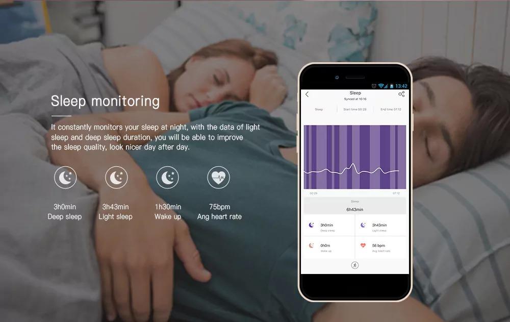 Lenovo HX06, monitor de sueño