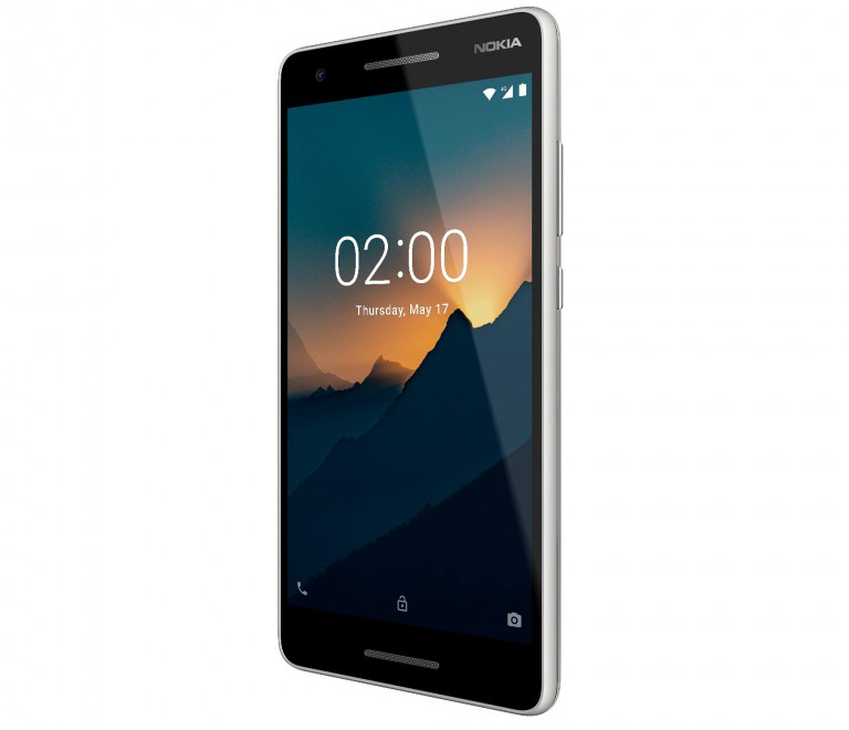 Nokia 2.1 - diseño