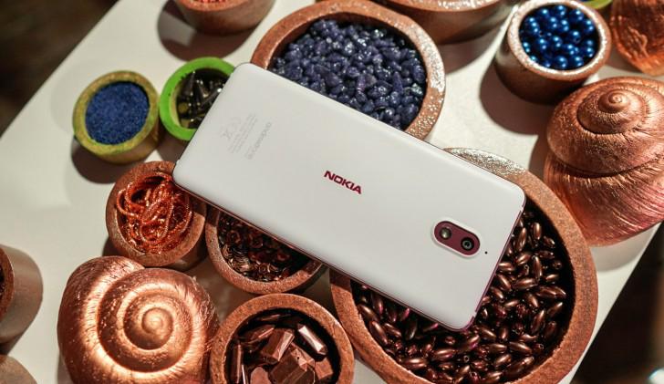 Nokia 3.1 - Principal