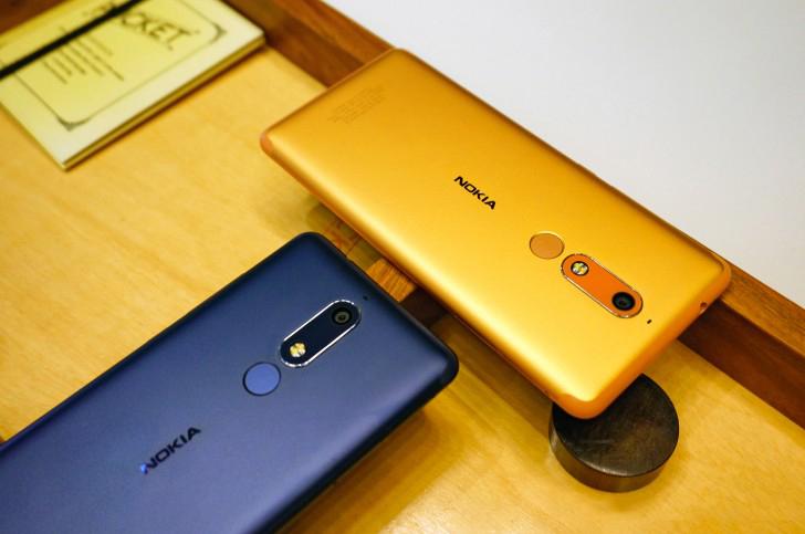 Nokia 5.1 Principal