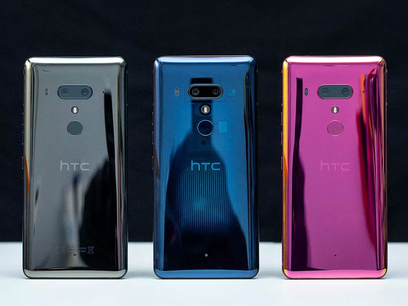 Presentado el HTC U12+, un buque insignia con botones y lados sensibles a la presión