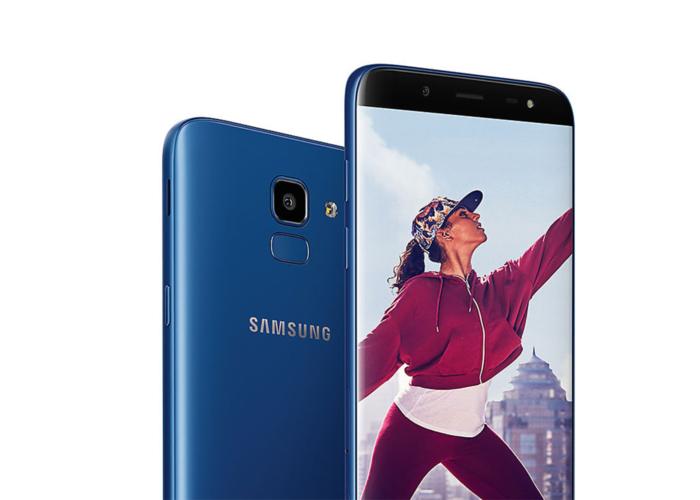 Samsung Galaxy J6 - Especificaciones