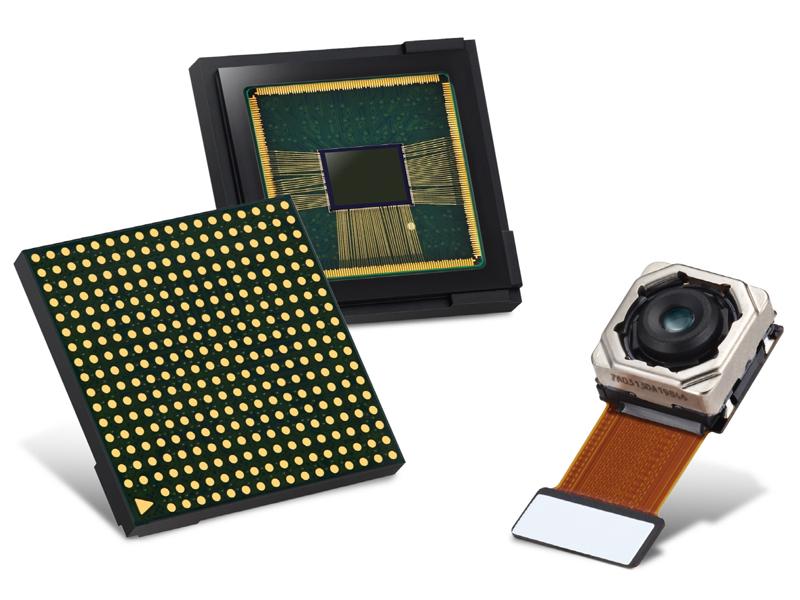 Sensor Samsung ISOCELL SLIM 3P9