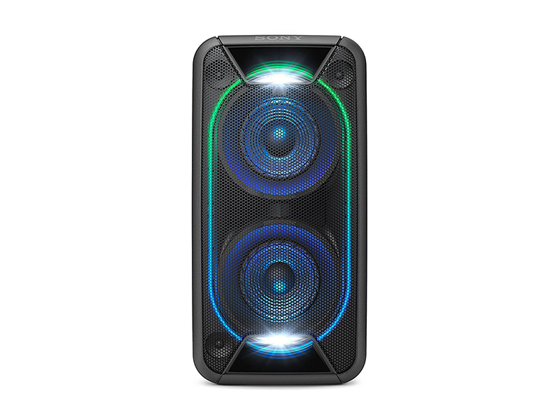 Sony GTK-XB90, un altavoz Bluetooth para llevar la fiesta a cualquier parte