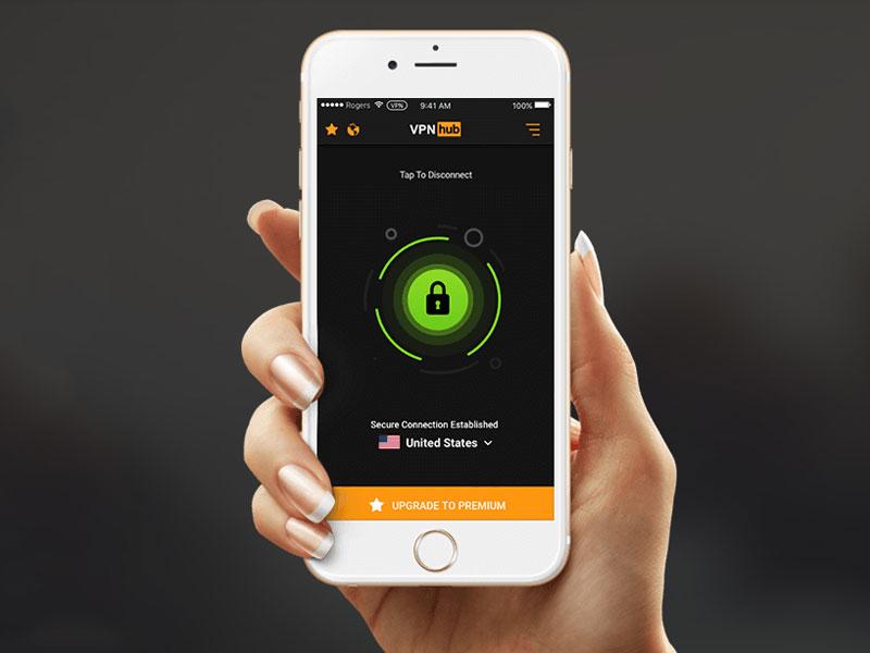 VPNhub, Pornhub lanza su propio servicio de VPN