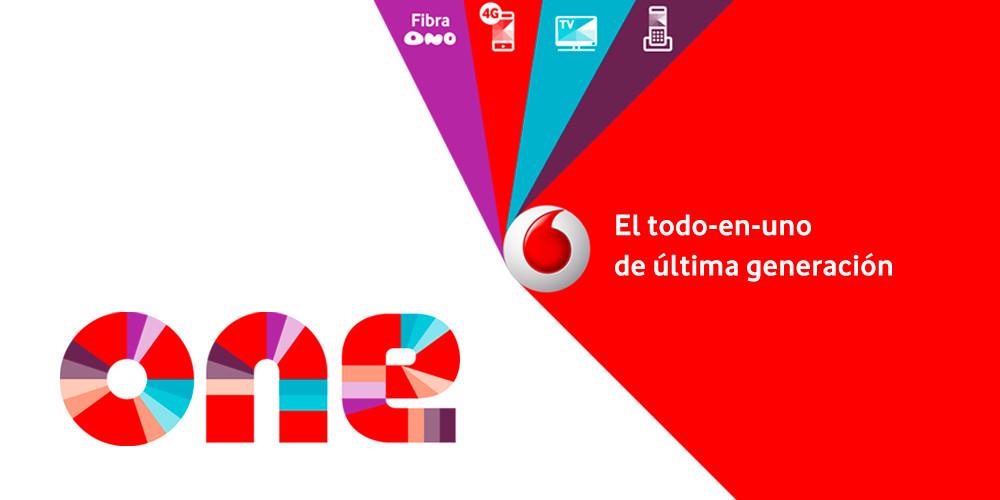 Vodafone España - Vodafone One