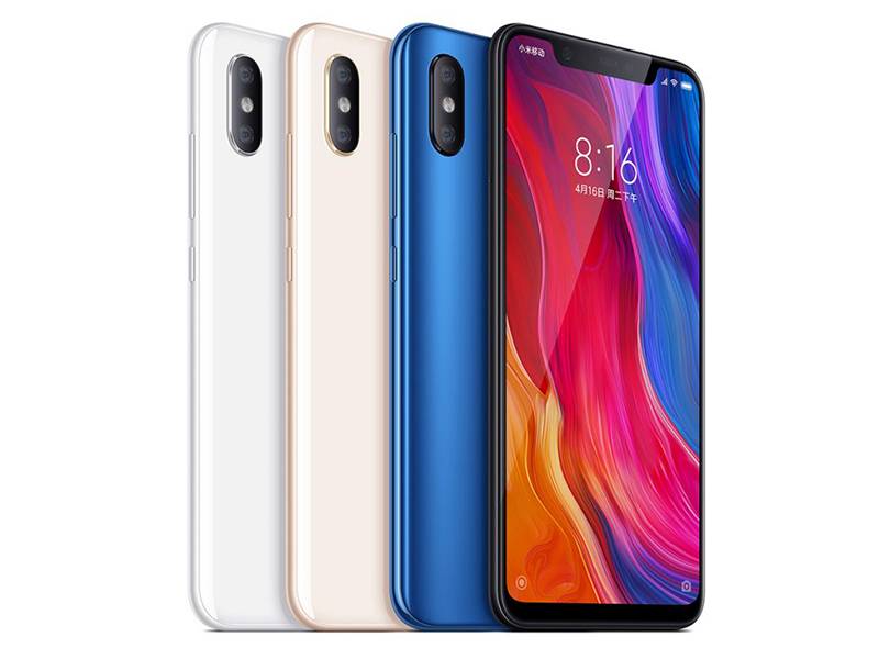 Xiaomi Mi 8 - Oficial