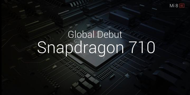 Xiaomi Mi 8 SE - Snapdragon 710