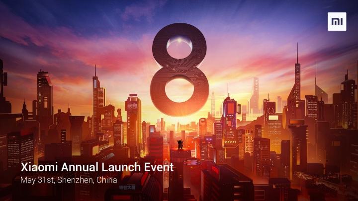 Xiaomi Mi 8 lanzamiento