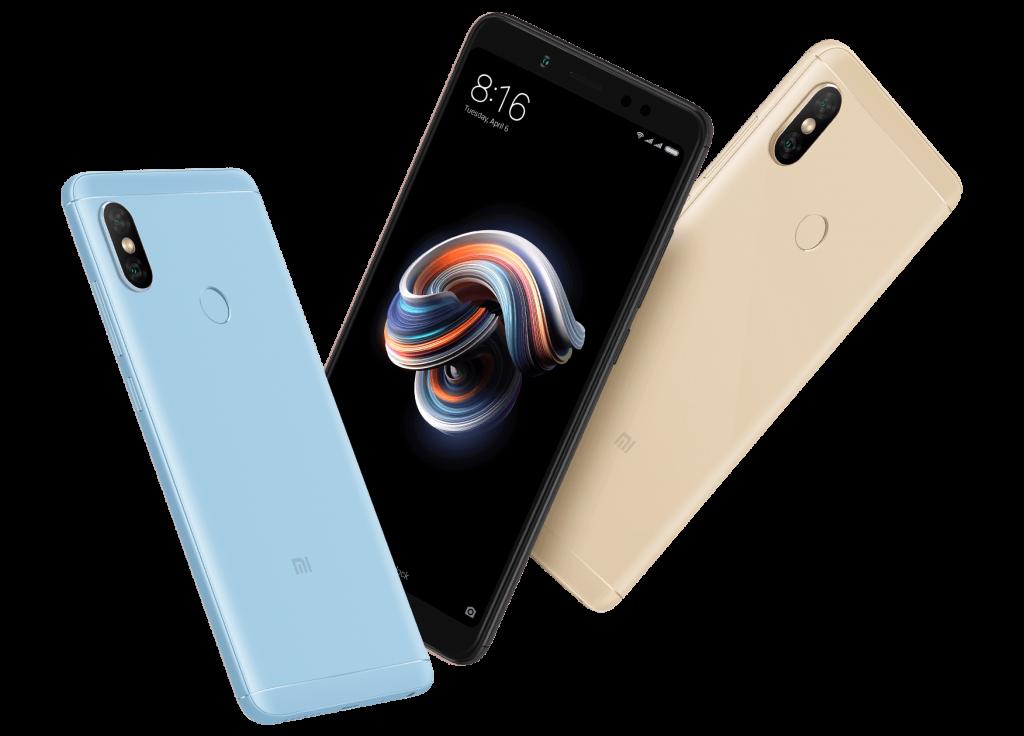 Xiaomi Redmi Note 5 llega a España