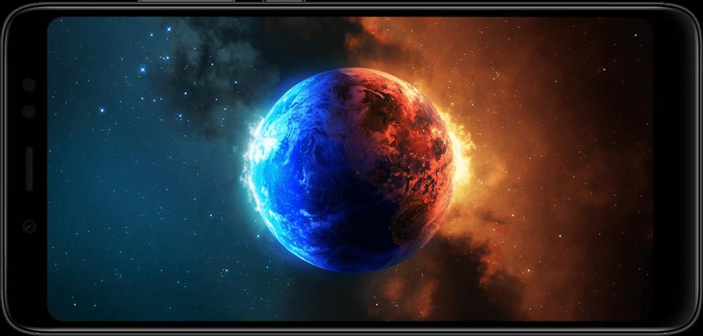 Xiaomi Redmi Note 5 llega a España - Pantalla